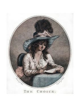 The Choice, Late 18th-Early 19th Century by William Ward