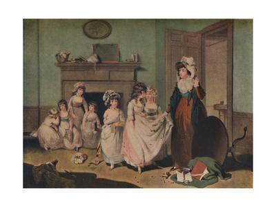 The Romps, c1786-1826, (1919)