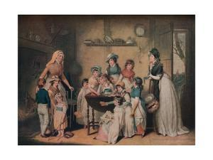 The Sailor's Orphans: or The Young Ladies' Subscription, 1800, (1919) by William Ward