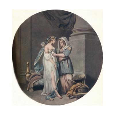 'The Samnite Marriage', c1799
