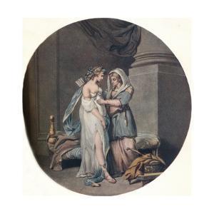 'The Samnite Marriage', c1799 by William Ward