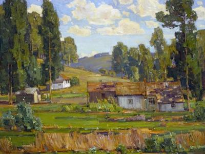 Humble by William Wendt