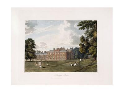 Kensington Palace, 1819
