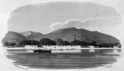 Malaysia, Penang 1813