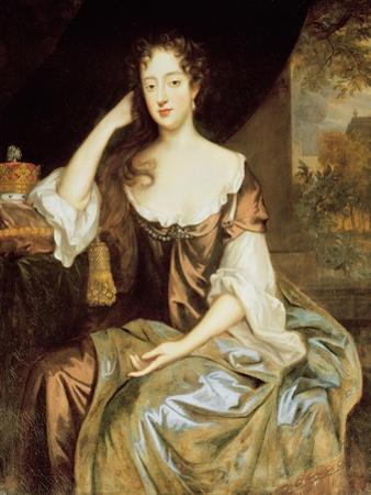 Frances Stuart (1647-1702) Duchess of Richmond, C.1687 by William Wissing