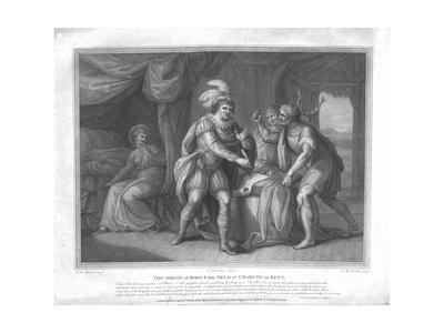 'The Origin of Horn Fair, Held at Charlton in Kent', (c1803)