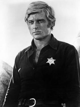 Willie Boy Tell Them Willie Boy Is Here by Abraham Polonsky with Robert Redford, 1969 (b/w photo)
