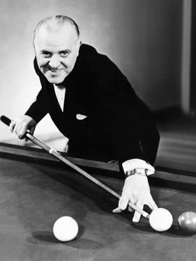 Willie Hoppe, Carom Billiards Champion, Nearing the End of His Competitive Career in 1949