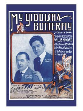 My Yiddishe Butterfly by Willie Howard