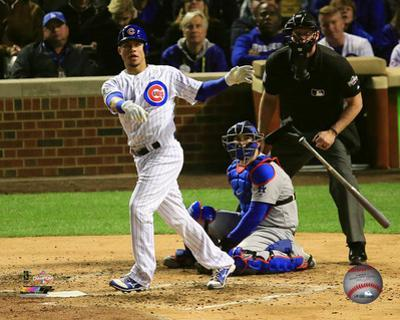 Willson Contreras Home Run Game 6 of the 2016 National League Championship Series