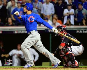Willson Contreras RBI Double Game 7 of the 2016 World Series