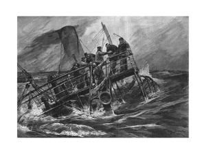 Sinking Ship by Willy Stower