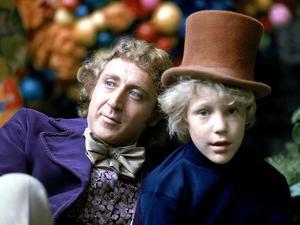 Willy Wonka And The Chocolate Factory, Gene Wilder, Peter Ostrum, 1971