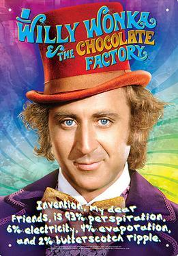 Willy Wonka - Recipe