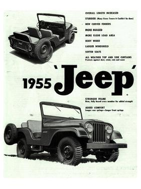 Willys 1955 Jeep
