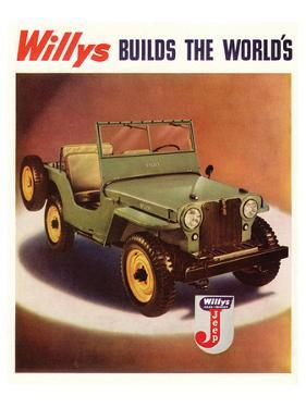 Willys Jeep Cars and Trucks