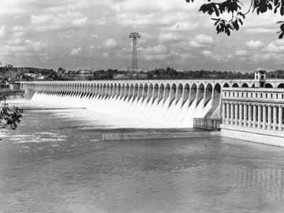 Wilson Dam in Alabama