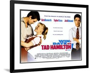 Win a Date With Ted Hamilton