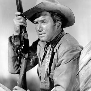 Winchester '73, James Stewart, 1950