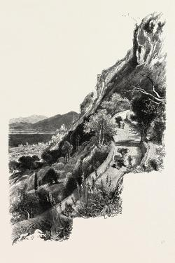 Windmill Hill Road, Gibraltar and Ronda, 19th Century