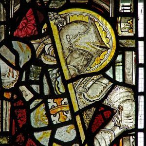 Window EW Depicting St George