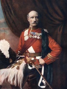 Sir George Stuart White, British Army General, 1902 by Window & Grove