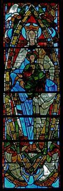 Window W0 Depicting the Virgin and Child