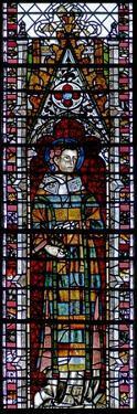Window W2 Depicting St Vincent