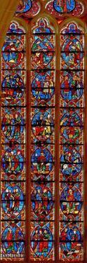 Window W201 Depicting St Maurice Window