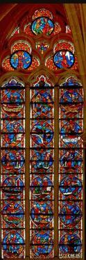 Window W204 Depicting Scenes from the Life of St Martin