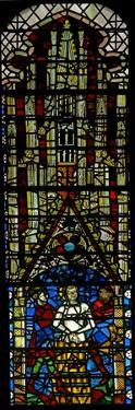 Window W32 Depicting St George