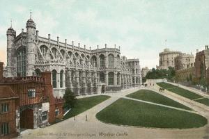 Windsor Castle Grounds