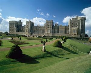 Windsor Castle near London, Berkshire, England, Great Britain hph15