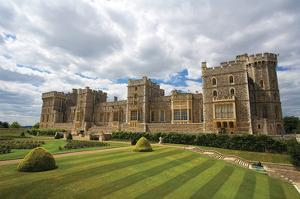 Windsor Castle Near London