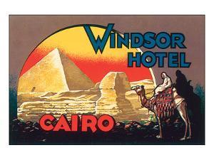 Windsor Hotel, Cairo