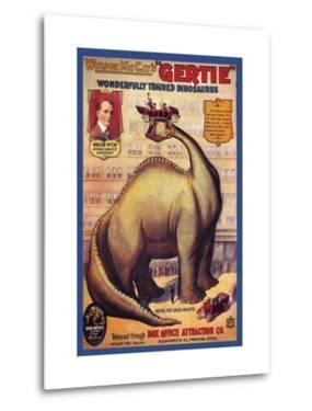 Windsor Mccay's Gertie