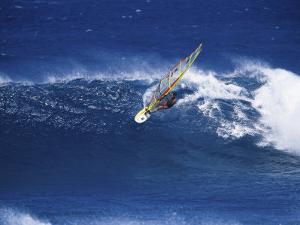 Windsurfer Surfing