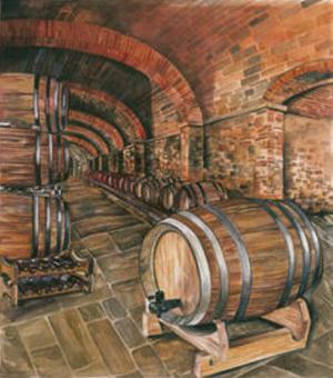 Wine Cellar no. 2
