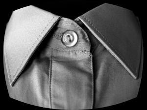 Collar of a Shirt by Winfred Evers