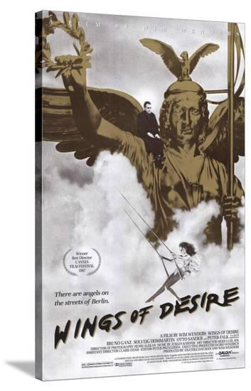 Wings of Desire--Stretched Canvas