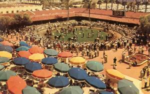 Winners Circle, Del Mar Race Track, California