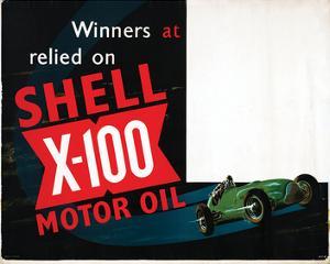 Winners Relied on Shell