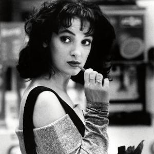 "WINONA RYDER. ""HEATHERS"" [1989], directed by MICHAEL LEHMANN."