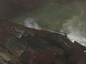 Coast of Maine, 1893 by Winslow Homer