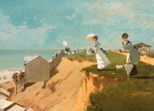 Long Branch New Jersey by Winslow Homer
