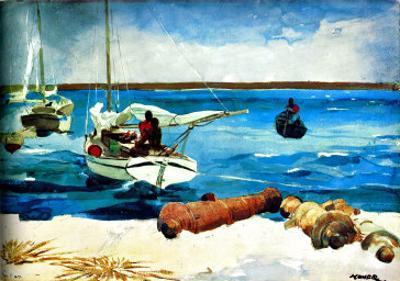 Nassau by Winslow Homer