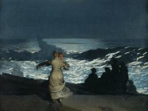Summer Night, 1890 by Winslow Homer