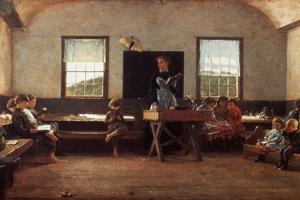 Winslow Homer: the Country School