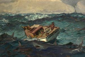 The Gulf Stream, 1899 by Winslow Homer