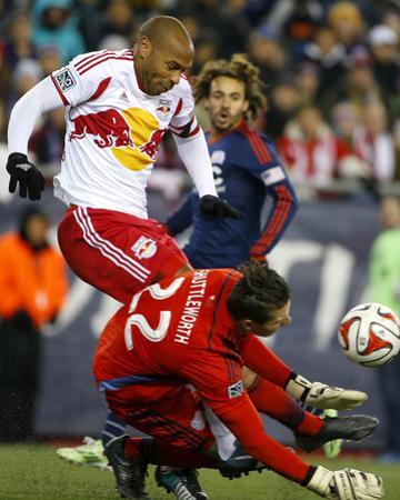 2014 MLS Eastern Conference Championship: Nov 29, Red Bulls vs Revolution - Bobby Shuttleworth by Winslow Townson
